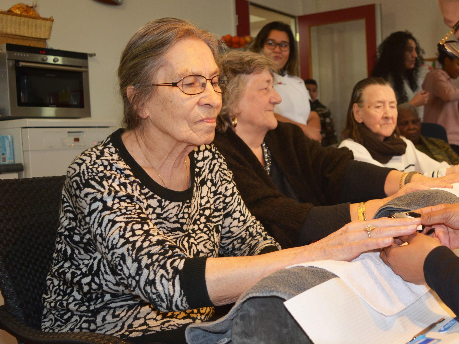 Gratis senioren beauty dag bij Groepswonen Scala