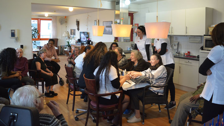 Opgeven Seniorenwoning