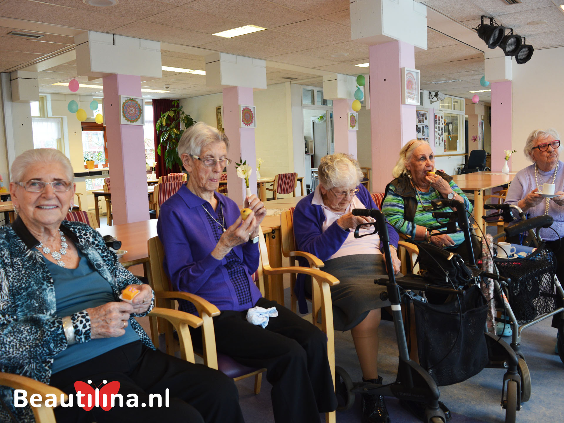 Gratis senioren beautydag bij De Drie Hoven