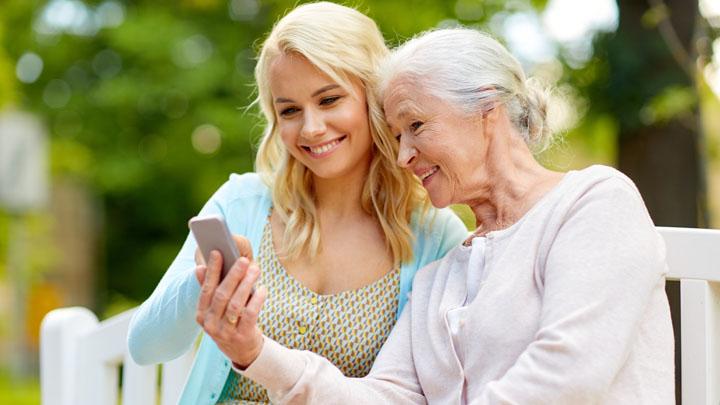 Nagelbehandelingen voor Senioren