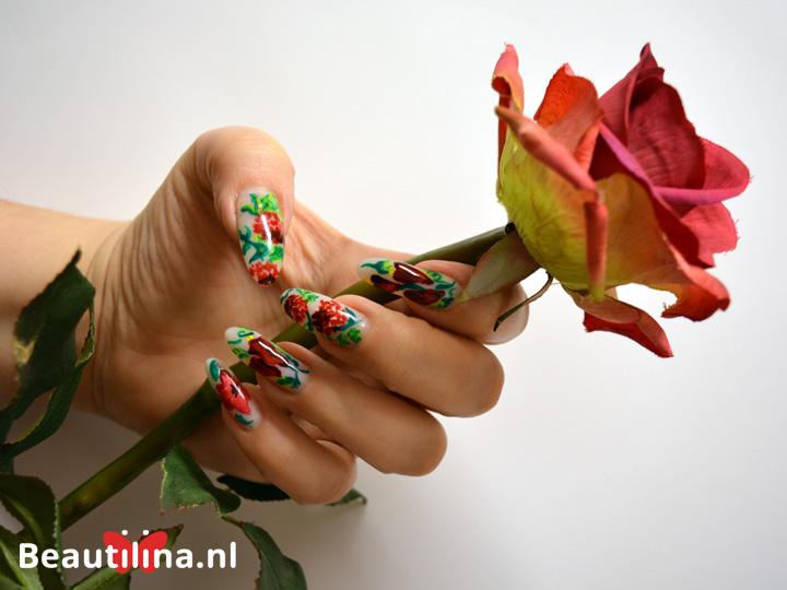 Nail Art die lang mooi blijft