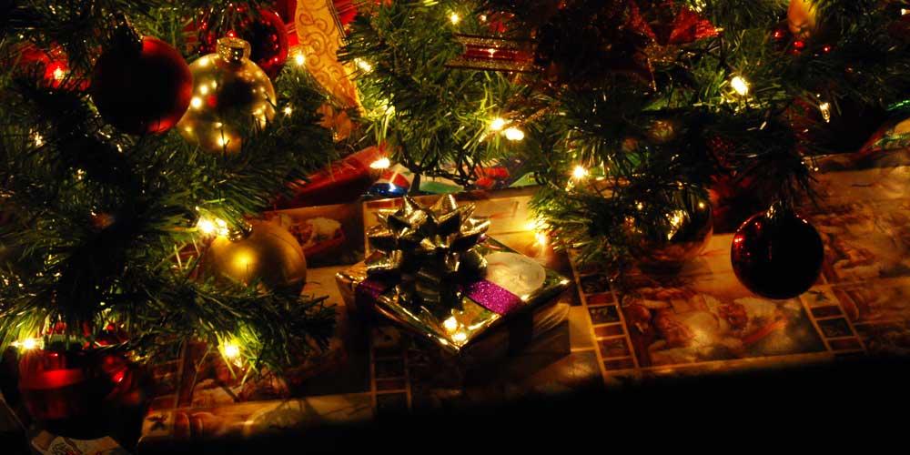 een product of ervaring als kerstcadeau